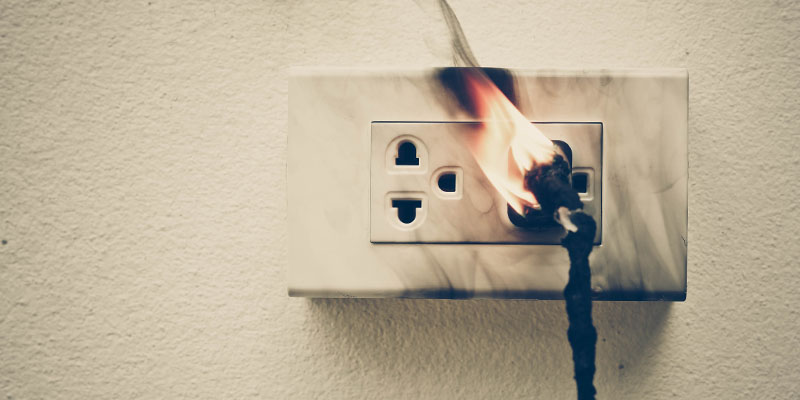 The Number & Causes of Office Fires